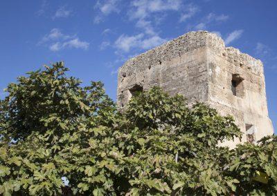 Torre Cremadella o Blanc de Morell