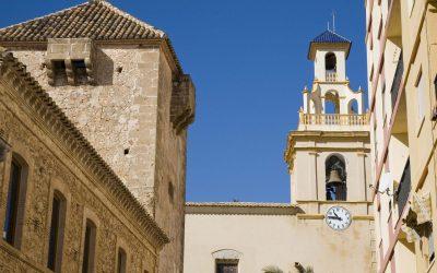 Torre del Palacio de los Medinaceli