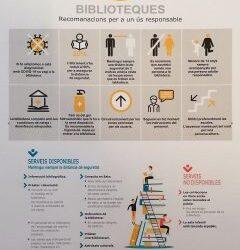 LA BIBLIOTECA MUNICIPAL OBRI LES SEUES PORTES EN HORARI D'ESTIU