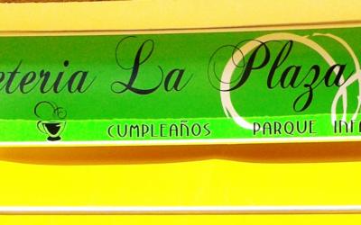 Bar – Cafetería La Plaza