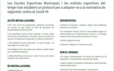 PROTOCOL ESPORTIU COVID-19