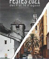 PROGRAMACIÓN CULTURAL FIESTAS EL VERGER DEL 09 AL 16 DE AGOSTO